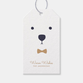 Polara björnkramar presentetikett