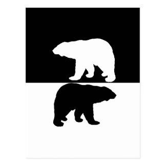 Polarbear Vykort