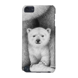 Polart fodral för Speck för björnungeiPod handlag iPod Touch 5G Fodral