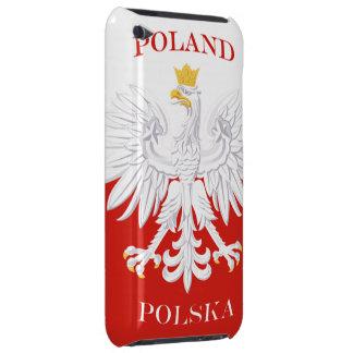 Polen Polska iPod handlagFodral-Kompis knappt Ther Barely There iPod Fodral
