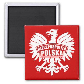 "Polen ""Rzeczpospolita Polska"" örnsymbol Magnet"