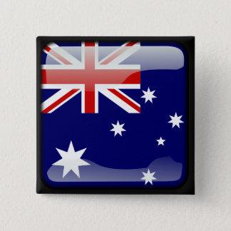 Polerad australier standard kanpp fyrkantig 5.1 cm