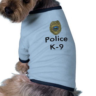 Polis K-9 Djur Tshirt