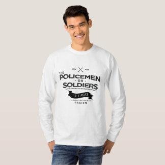 polisarna eller soldaten t shirt