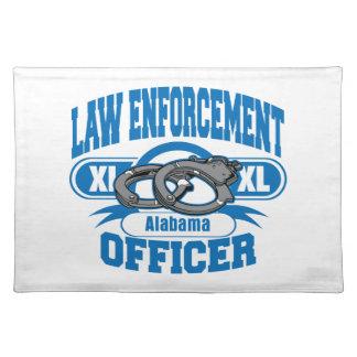 Polisen handfängslar Alabama Bordstablett
