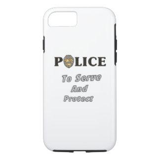 Polisen skyddar och tjänar som
