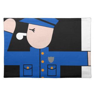 Polisman Bordstablett
