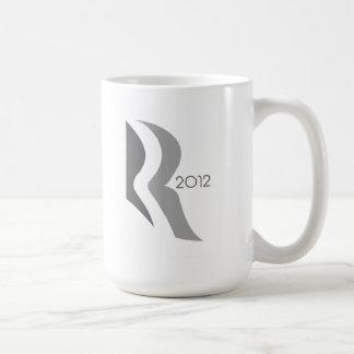Politik: Romney Kaffemugg