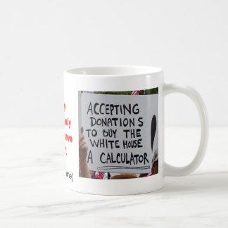 Politisk kaffe koppar, (ditt namn)