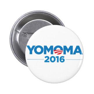 Politisk rolig logotyp för popkultur standard knapp rund 5.7 cm