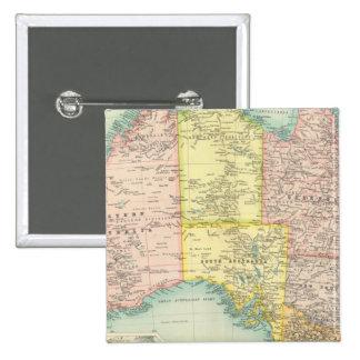 Politiska Australien Standard Kanpp Fyrkantig 5.1 Cm