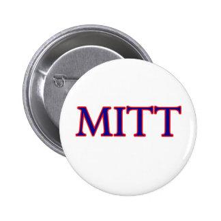 Politiska Mitt Romney knäppas Standard Knapp Rund 5.7 Cm