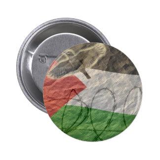 politiska objekt som är basque/som är palesinian pins