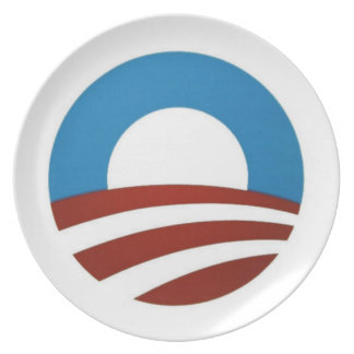 Politiskt korrekt dinnerware tallrik