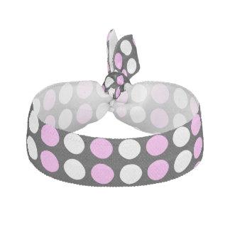 Polka dots hårband