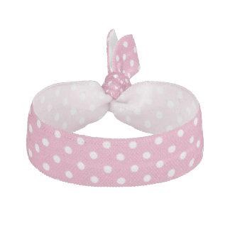 Polka dots (rosor) hårband
