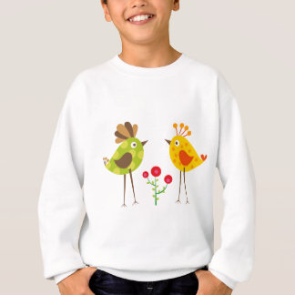 polkadotfågel 2 tröja