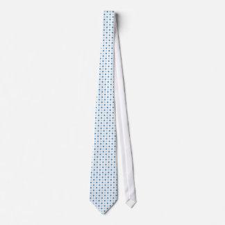 Polkaen pricker deppighet slips