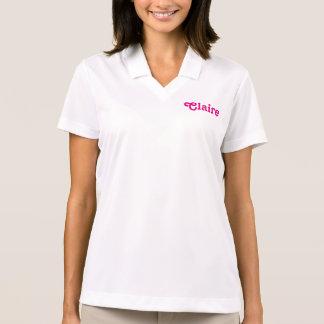 Poloskjorta Claire Tenniströja