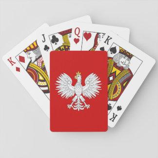 Polsk örn spelkort
