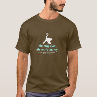 Polsk Proverb Tee Shirts