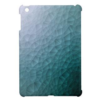 Polygonal mönster för triangel iPad mini fodral