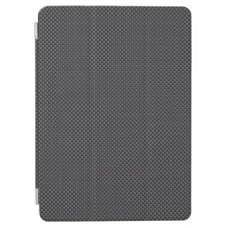 Polymer för svart- och grå färgkolfiber iPad air skydd