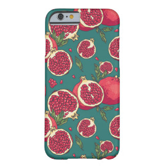 Pomegranate Barely There iPhone 6 Fodral