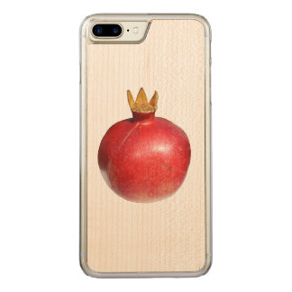 Pomegranate Carved iPhone 7 Plus Skal