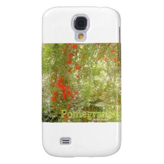 Pomegranate Galaxy S4 Fodral