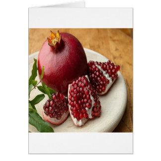 Pomegranate Hälsningskort