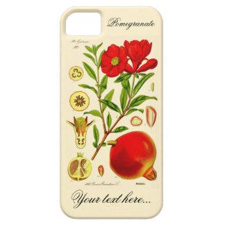 Pomegranate iPhone 5 Case-Mate Fodral