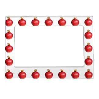 Pomegranate Ram Med Magnet För Foto