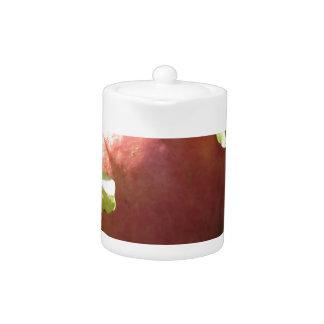 Pomegranate som hänger på träd