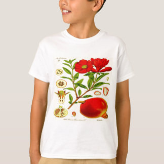 Pomegranate Tee Shirt