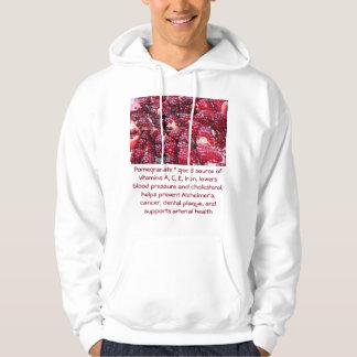 Pomegranatemanar hoodie