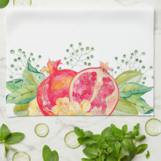 Pomegranates Kökshandduk