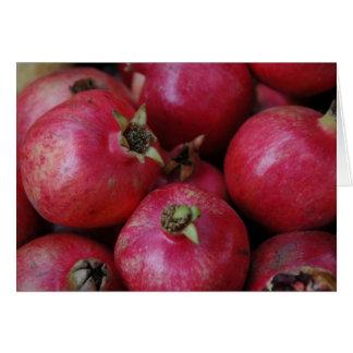 Pomegranatesötma OBS Kort