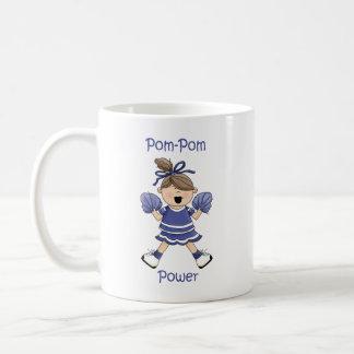 Pomen-Pom driver bruneten Kaffemugg