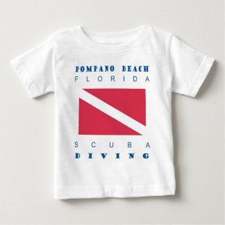 Pompanostrand Florida Tshirts