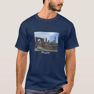 Pompeii italien tee shirts