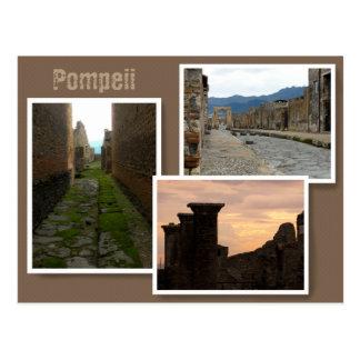 Pompeii Vykort