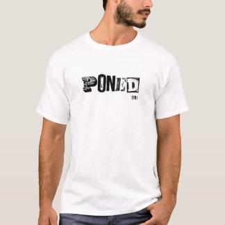 Poned 1987 tshirts