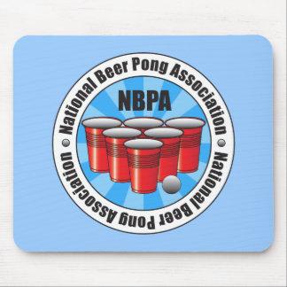 Pong för NBPA-medborgareöl anslutning Starburst Musmatta