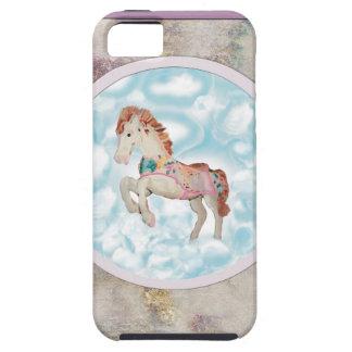 Ponny i himmlen iPhone 5 fodraler
