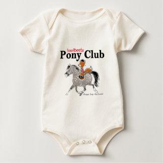 Ponnyklubb T grey.jpg Body För Baby