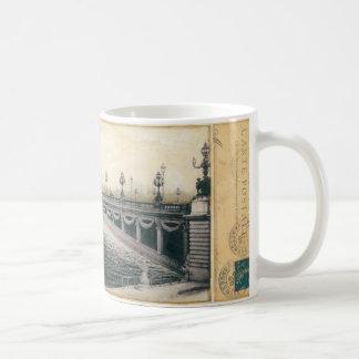 Pont Alexandre III överbryggar, Paris Kaffemugg