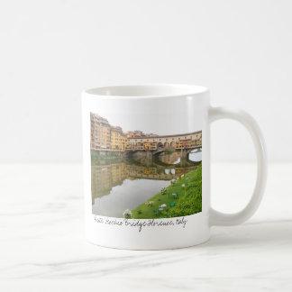 Ponte Vecchio överbryggar muggen Kaffemugg
