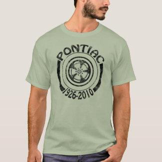 Pontiac 1926 - 2010 samlar mörk för logotyp II T-shirts