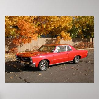 Pontiac 1965 GTO Poster